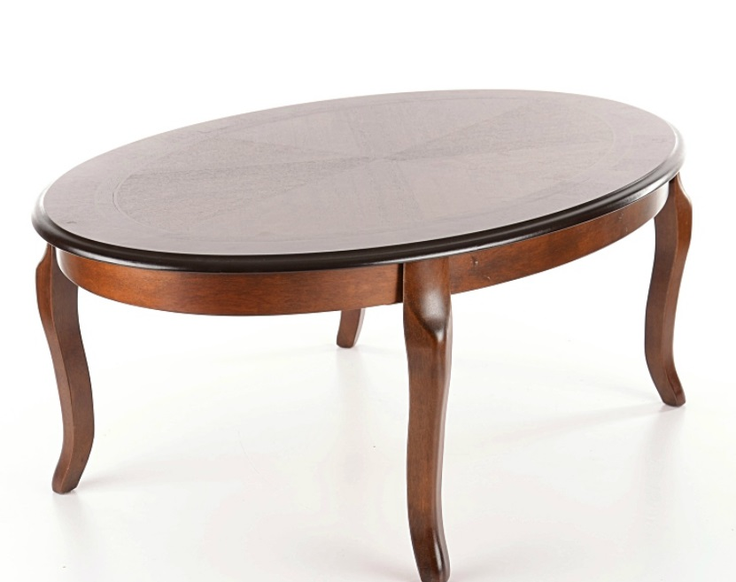 Купить журнальный стол овальной формы | Мебель доступная по цене | 657x831