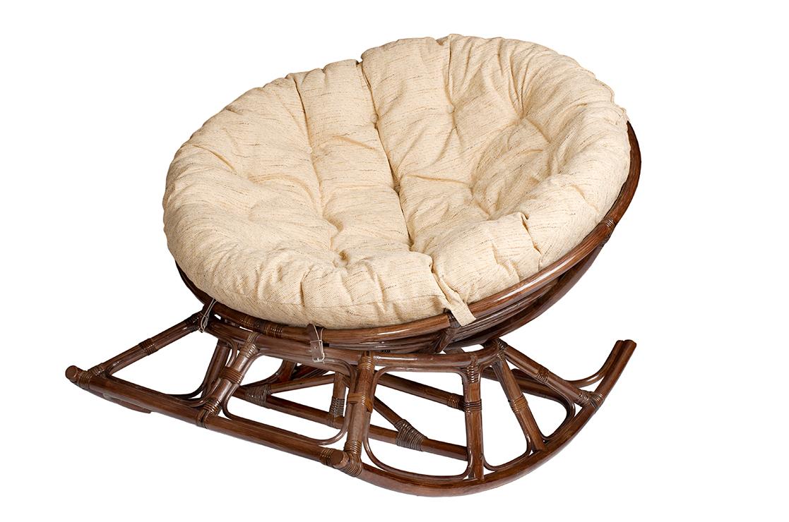 Кресло-качалка из ротанга PAPASAN 23/01D